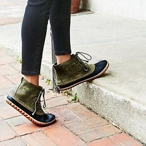 Sorel Out n About Duck Boots Black